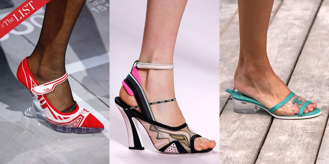 Весело шагая: выбираем обувь для следующей весны
