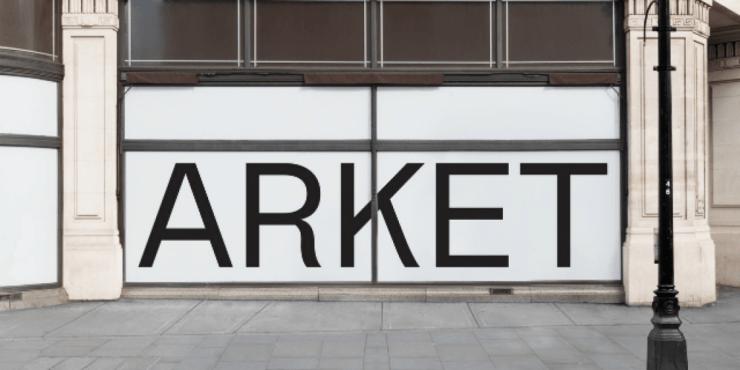 С чистого листа: вышла первая рекламная кампания Arket