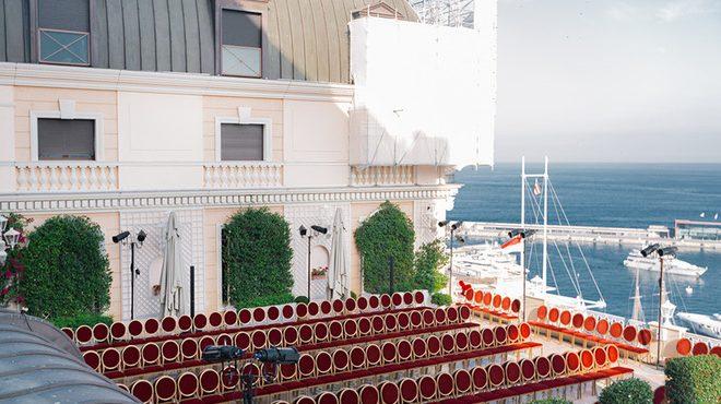 Гости коктейля Ulyana Sergeenko и ювелирного дома Faidee в Монте Карло