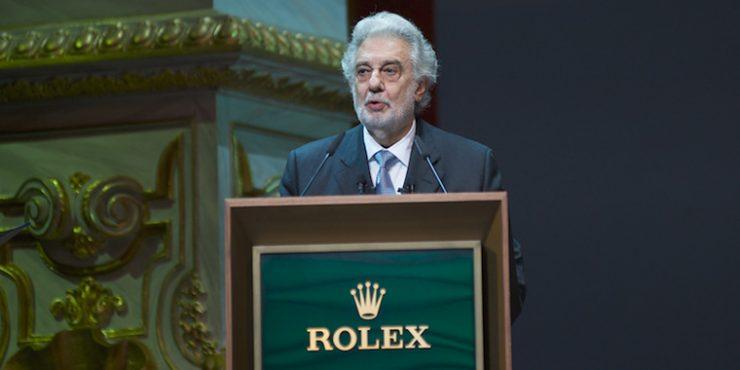 Время Опералии: Rolex, Пласидо Доминго и молодые таланты