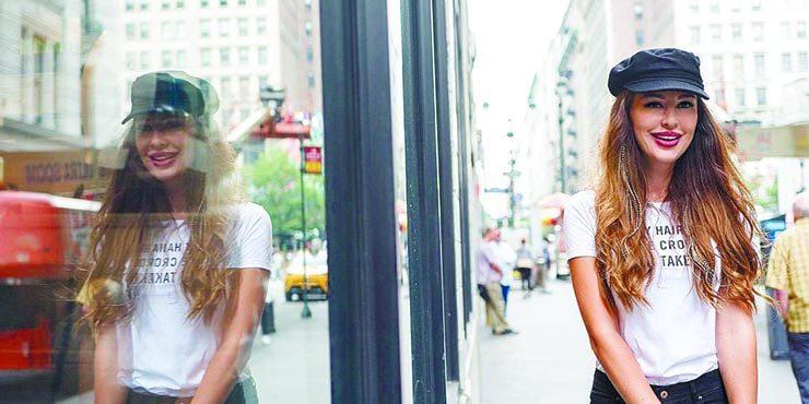 Секреты красоты  блогера Жени Гейн