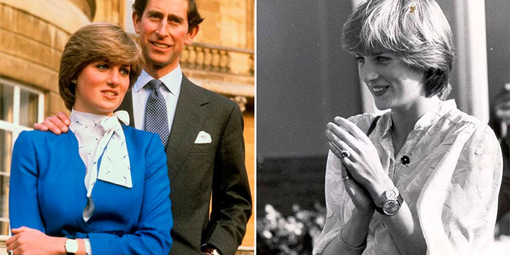 Какие часы одинаково предпочитали принцесса Диана, Катрин Денев, София Коппола и Ален Делон