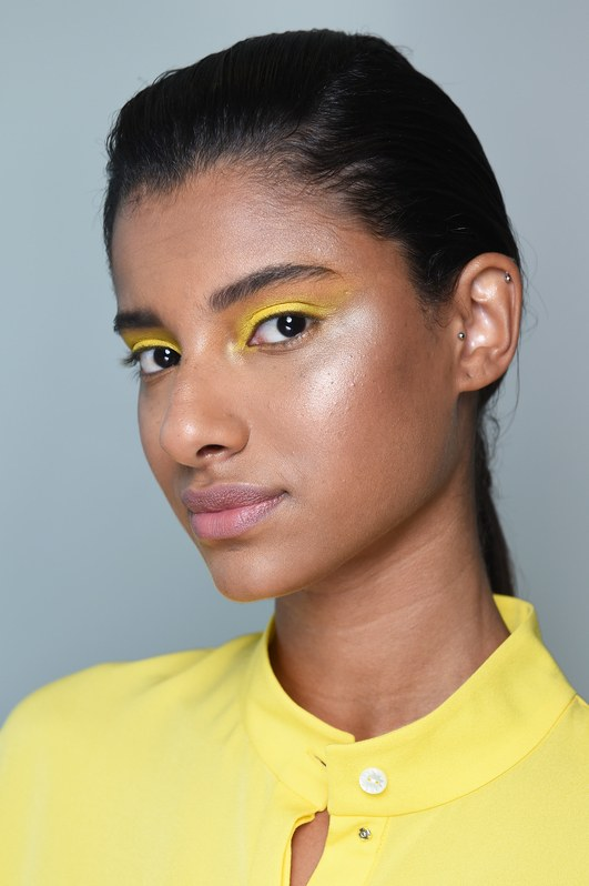 makeup trends ss 2018
