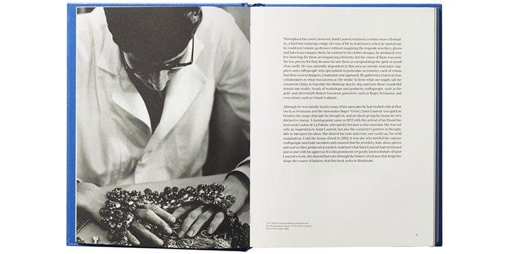 Шесть книг о жизни и творчестве Ива Сен-Лорана