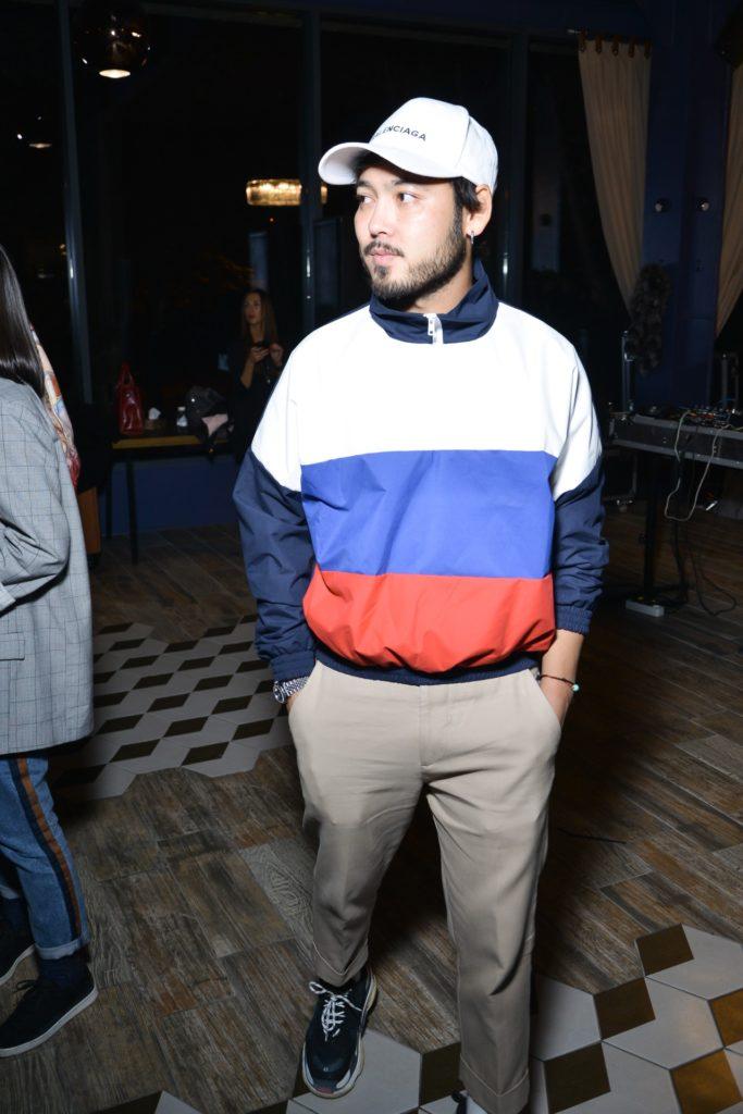 восьмого сезона Mercedes-Benz Fashion Week Almaty