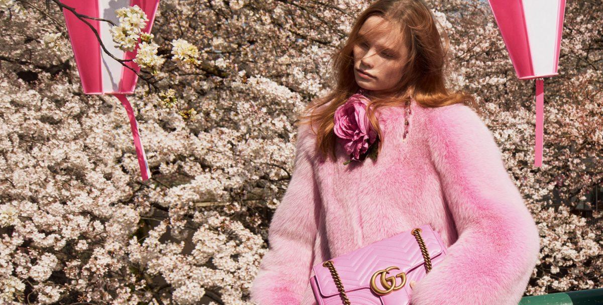 Gucci отказываются от использования натурального меха