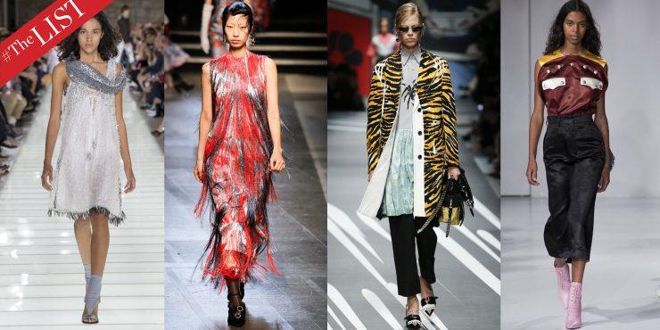 По следам модного марафона: 7 ключевых трендов будущего сезона