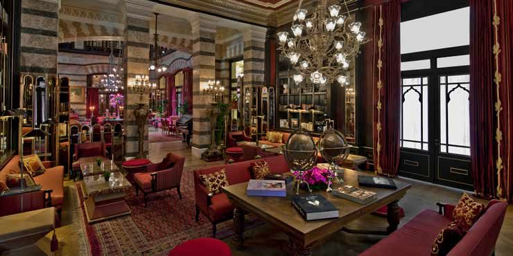 Отдых в отелях Jumeirah по мотивам детектива «Убийство в Восточном экспрессе»