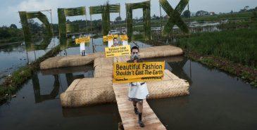 выставка экологичной моды