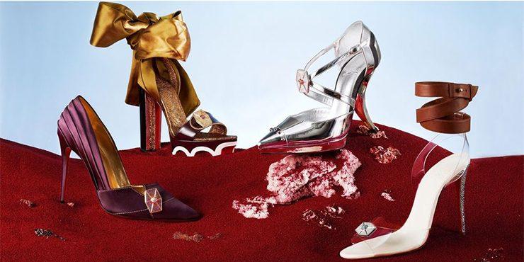 Туфли Christian Louboutin, посвященные героиням «Звездных войн»