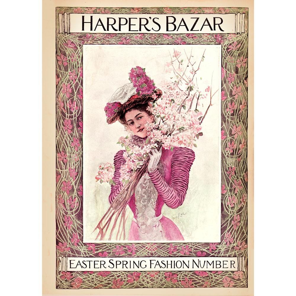 истории Harper's BAZAAR