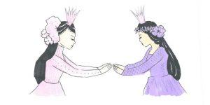 Принцесса и советник