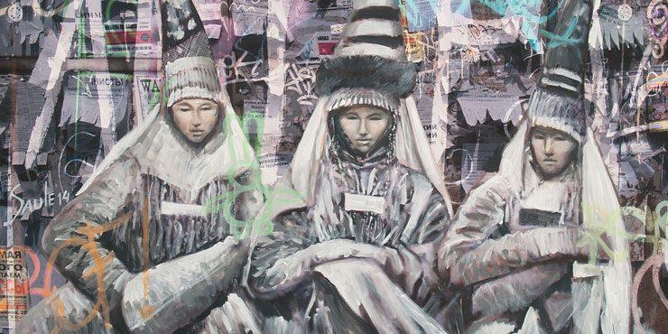 Не женское дело: казахстанские художницы о роли женщины в искусстве и арт-феминизме