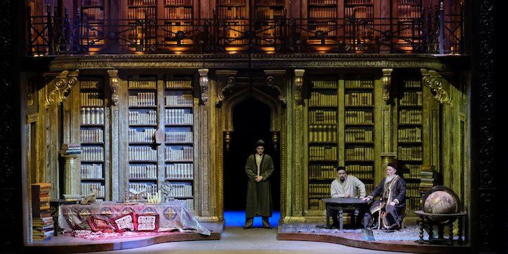 По следам Абая: легендарная опера в постановке театра «Астана Опера»