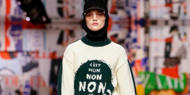 «Нет, нет, нет и нет!»: о чем говорит Мария Грация Кьюри в новой коллекции Dior