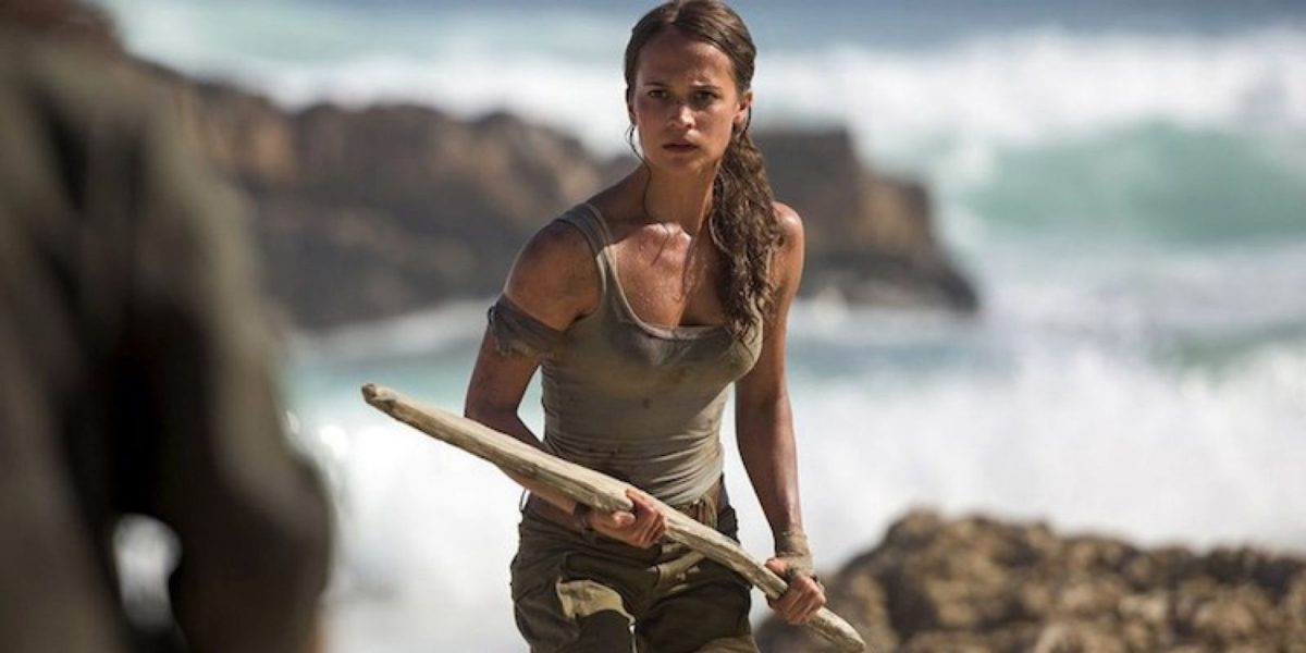 Новая Лара Крофт – лучшие выходы Алисии Викандер в честь премьеры Tomb Raider