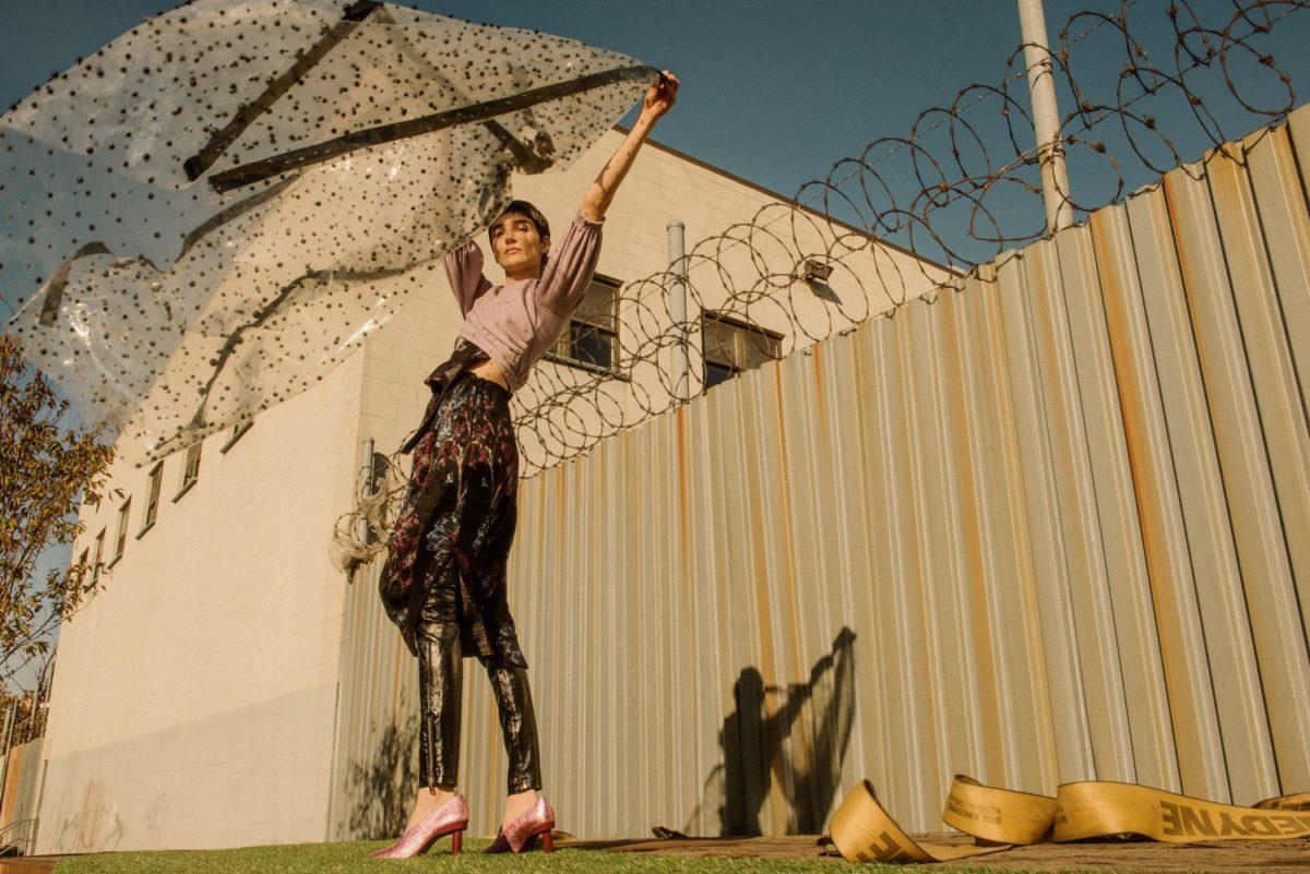 3.1 Phillip Lim, Chanel, Tibi – съемка BAZAAR Kazakhstan
