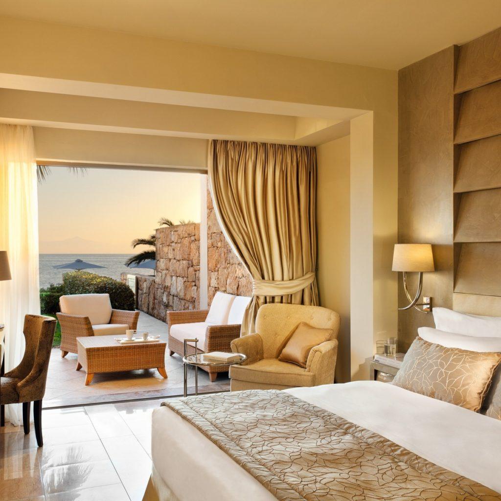 отдых в отеле в Греции
