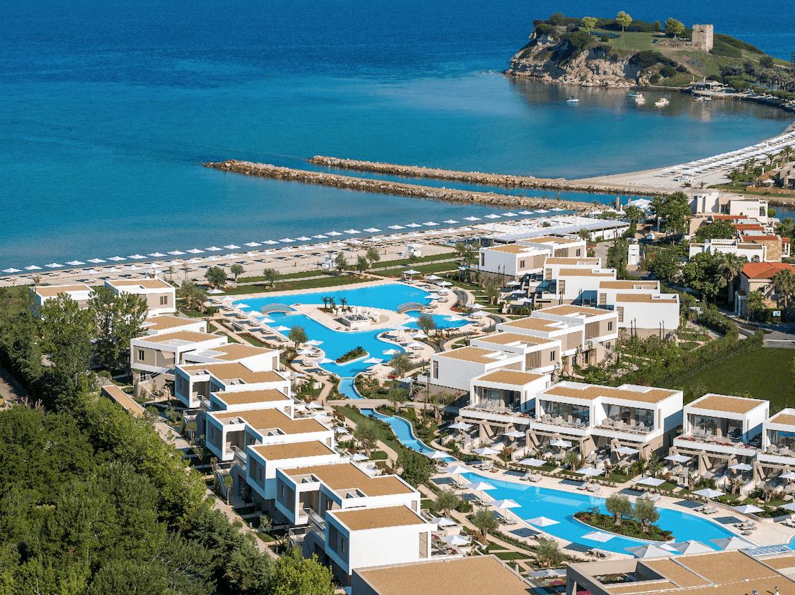 Отель Sani Dunes в Греции