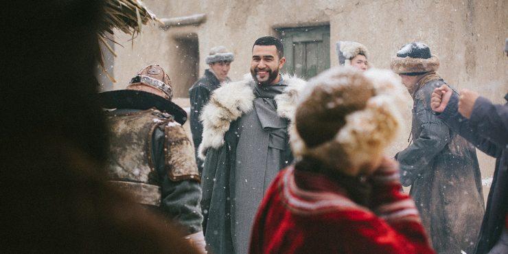Самый дорогой клип Jah Khalib «Медина»: бэкстейдж