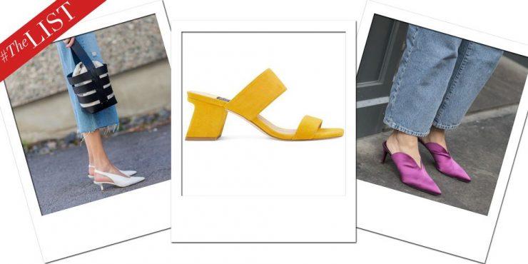 История Золушки: 5 обувных трендов на будущее лето