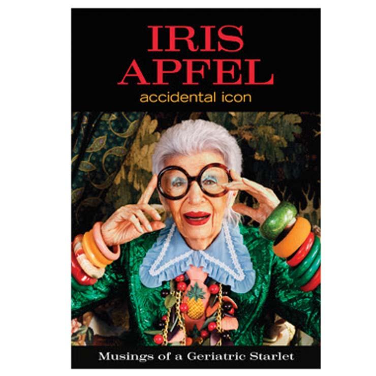 Книга Айрис Апфель