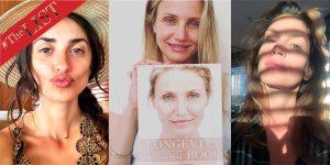 Знаменитости без макияжа