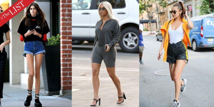 Идеальная пара: какие шорты купить сейчас, чтобы носить их до самой осени?