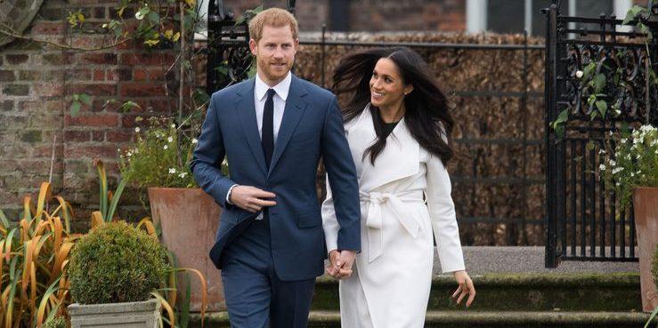 Куда переедут принц Гарри и Меган Маркл после свадьбы