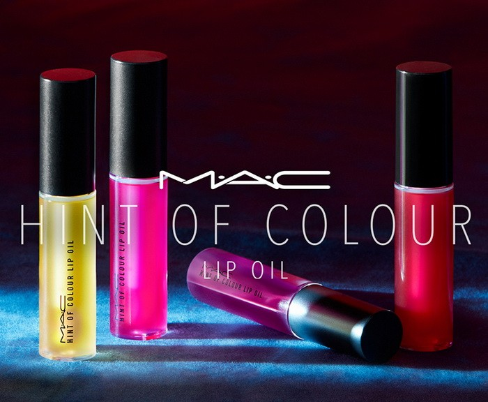 MAC Hint of Colour Lip Oils Spring Summer 2018