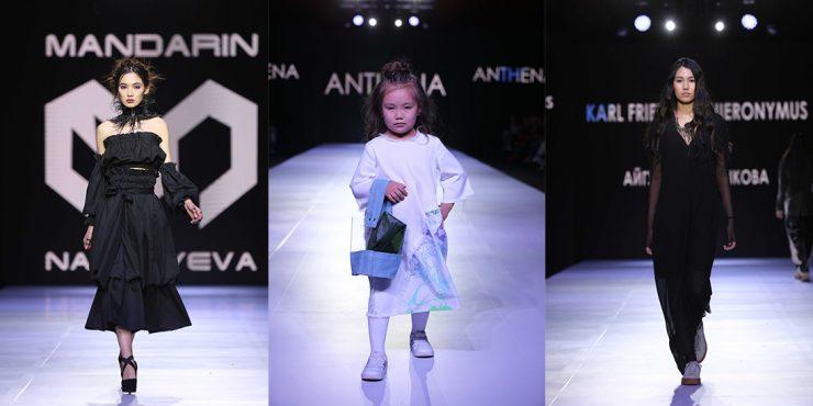 Kazakhstan Fashion Week Astana: показы первого дня