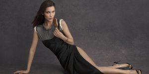 Белла Хадид в рекламе Magnum