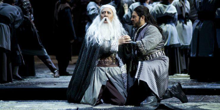 Премьера оперы «Турандот» в Астане