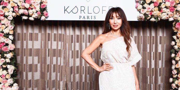 Презентация ювелирных украшений Korloff в Алматы