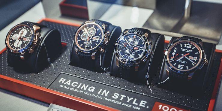 Мощь и роскошь: Эксклюзивная коллекция мужских часов Chopard