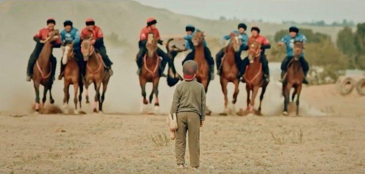 Первый тизер казахстанской драмы «Кокпар»