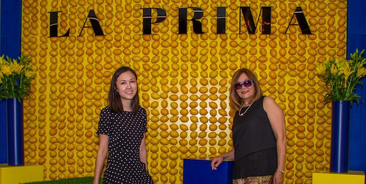 Из Италии с любовью: в Алматы открылся торговый дом La Prima