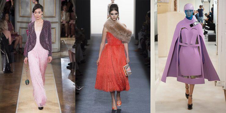 Лучшие образы с подиума Недели высокой моды в Париже