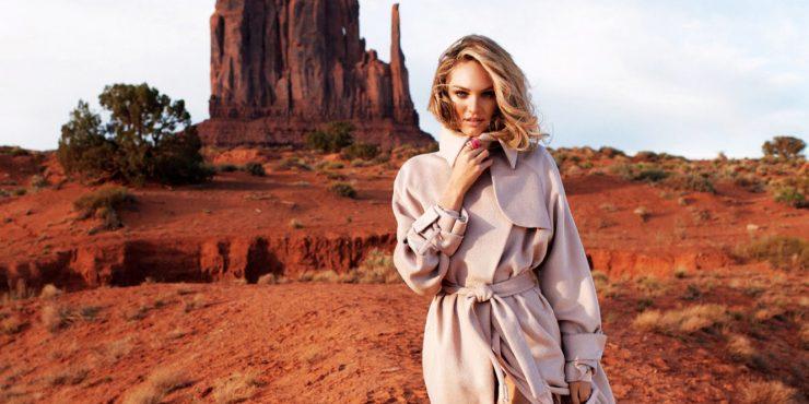 «Ангел» Victoria's Secret Кэндис Свейнпол ответила хейтерам в Instagram