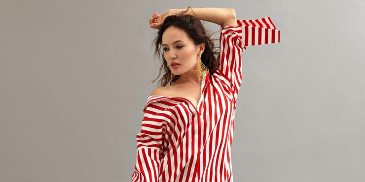 Камшат Жолдыбаева о винтажной одежде и отечественных дизайнерах