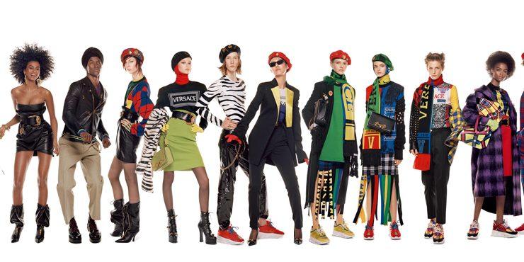 Размер имеет значение: Versace сняли самую длинную фотографию в мире
