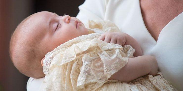 Как прошли крестины принца Луи