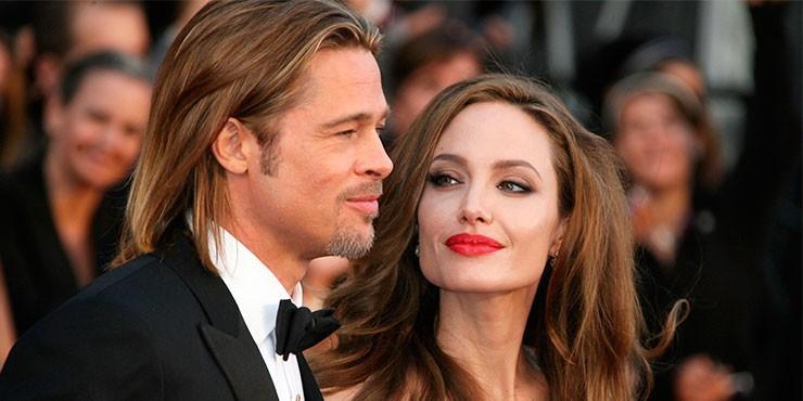 Богатые тоже плачут: Брэд Питт не платит алименты Анджелине Джоли