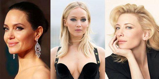 Самая высокооплачиваемая актриса