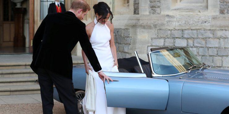 Свадебное платье как у Меган Маркл: где его найти?