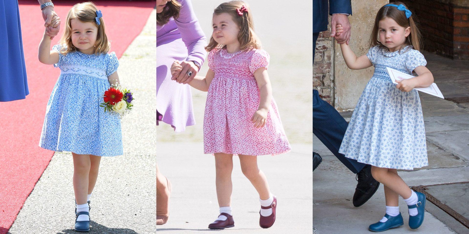Почему принцесса Шарлотта никогда не носит брюки?