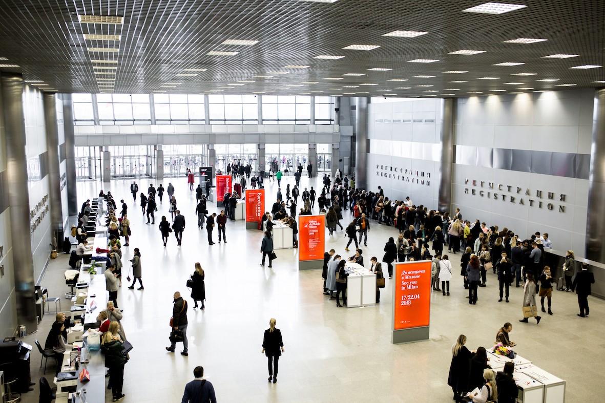 Salone del Mobile.Milano Moscow