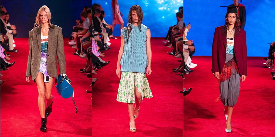Как в кино: новая коллекция Рафа Симонса для Calvin Klein 205W39NYC