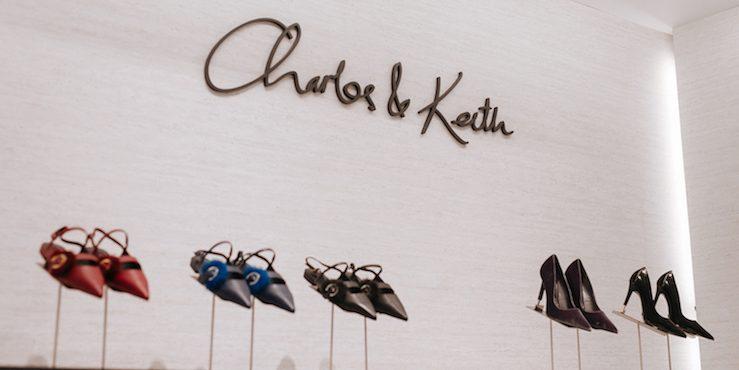 Открытие магазина Charles & Keith в Алматы