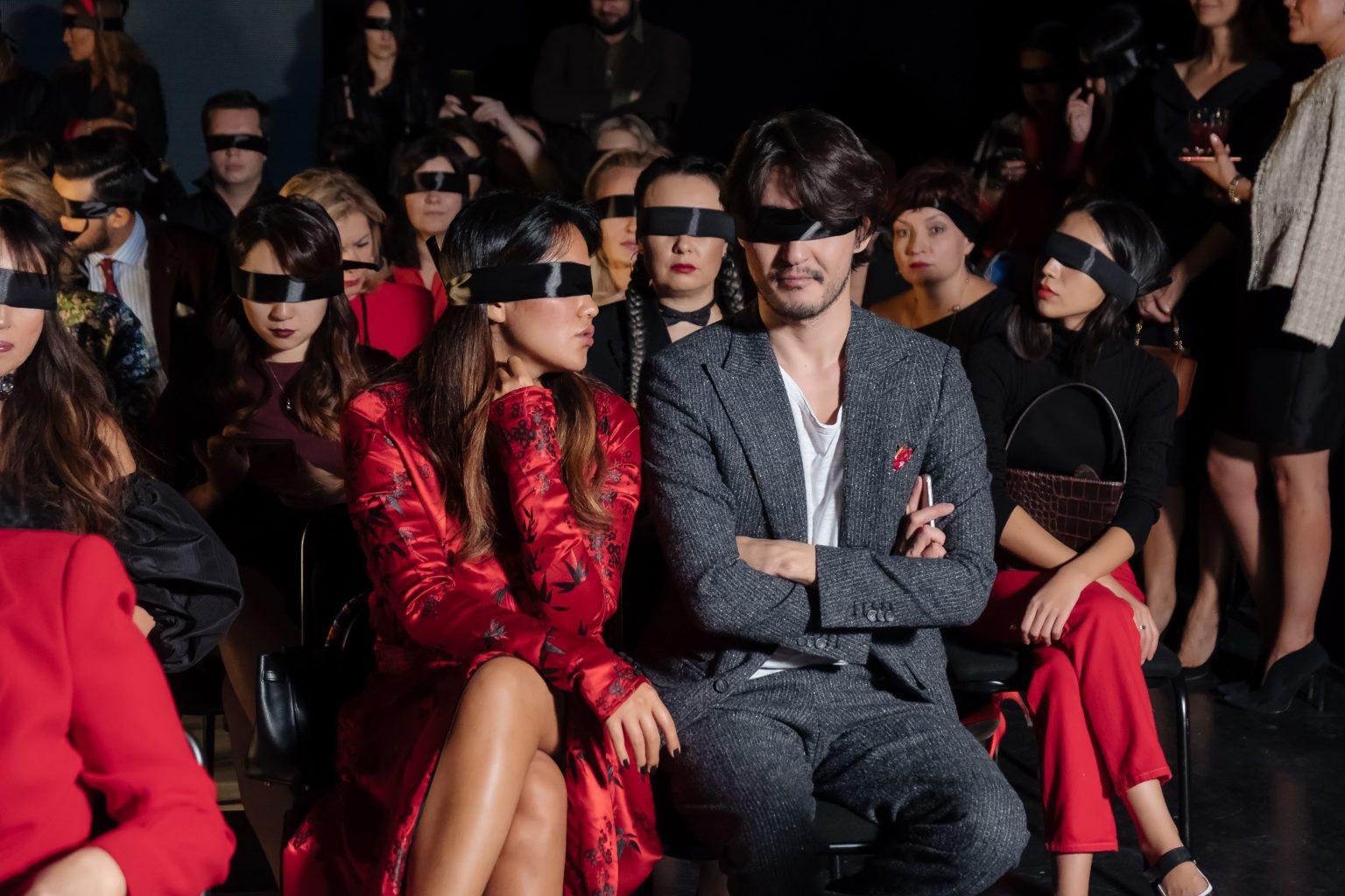 Как прошла презентация нового аромата Givenchy  L'interdit